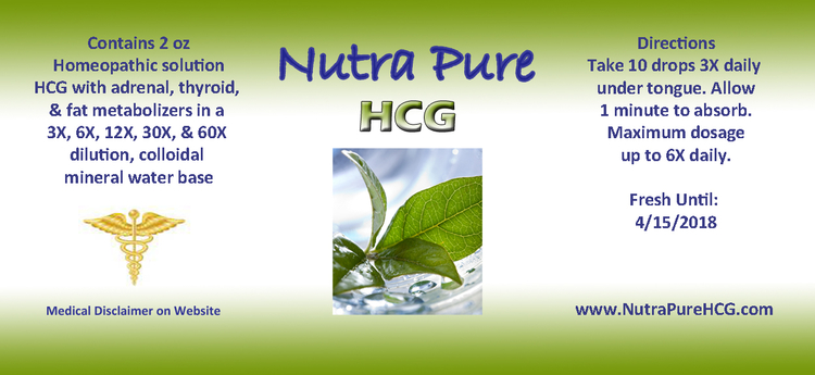 FAQS: HCG Diet Drops Questions Answered - Nutra Pure HCG