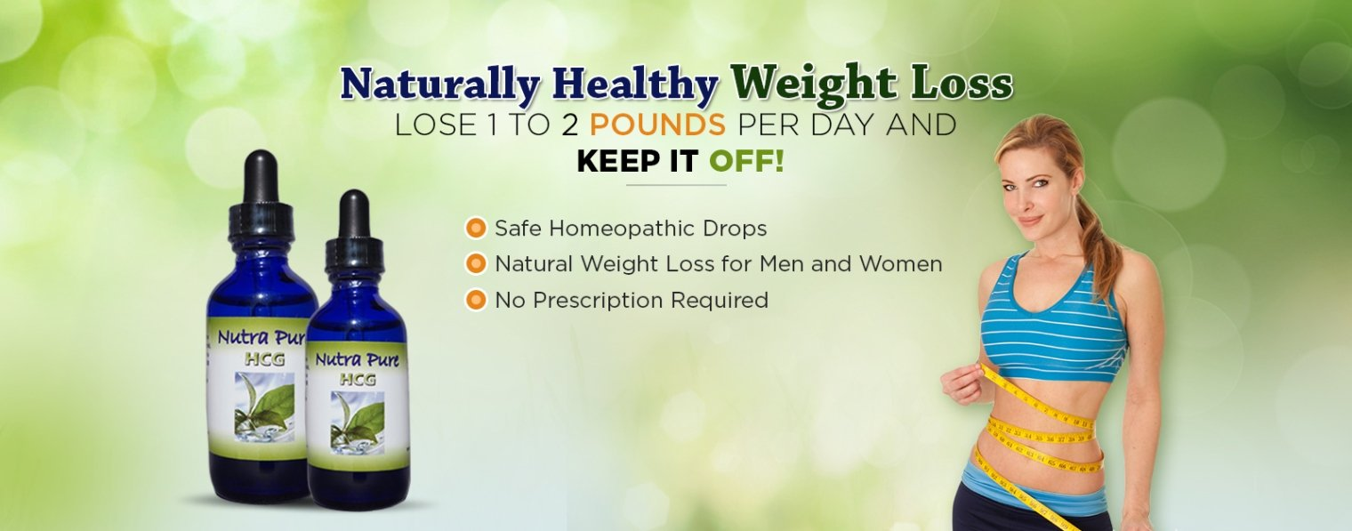 Nutra Pure Hcg Diet Drops Lose 1 To 2 Lbs A Day Buy From Official Site