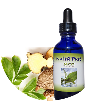 Nutra Pure HCG Bottle